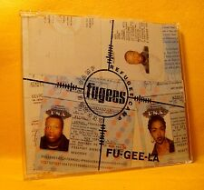 MAXI Single CD Fugees (Refugee Camp) Fu-Gee-La 7TR 1995 Pop Rap Conscious