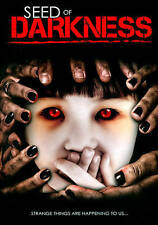 Seed of Darkness (DVD) Asian Horror Film! Excellent!