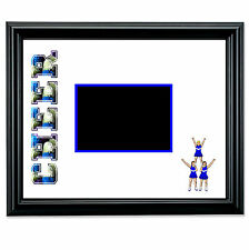 Cheer Autograph Picture Frame - Cheerleading Photo Gift