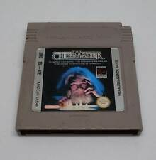 Nintendo GameBoy GB Spiel - The Chessmaster ( Schach ) - Game Boy
