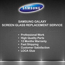 SAMSUNG GALAXY S3 S4 CRACKED SCREEN GLASS REPAIR REPLACEMENT SERVICE FIX