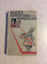 Vintage Alice's Adventures in Wonderland......Lewis Carroll/John Tenniel