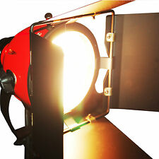 HWASTUDIO ® Video Studio Continuous Red Head Light 800w Video Lighting redhead