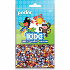 Perler Brand Fused Beads 1000pcs Bags 55 Colors--U Choose!! + Iron Paper US SHIP