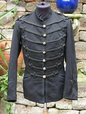 Uniform England Armee Army tunic schwarz black Husar ~1900