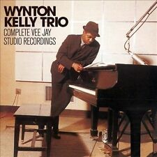 Complete Vee Jay Studio Recordings by Wynton Kelly/Wynton Kelly Trio (CD,...