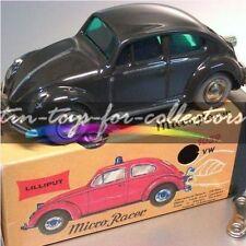 SCHUCO LILLIPUT VW MICRO RACER SCHWARZ 1046 OVP