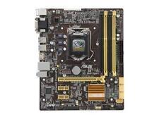 ASUS B85M-G LGA 1150  B85 HDMI SATA 6Gb/s USB 3.0 Micro ATX Intel Motherboad #53