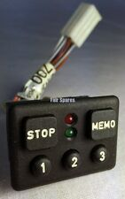 VQ Holden Statesman & Caprice seat memory switch control with harness / loom