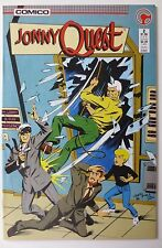 Jonny Quest #2 (Jul 1986, Comico) (C4876) Based on Cartoon TV Show