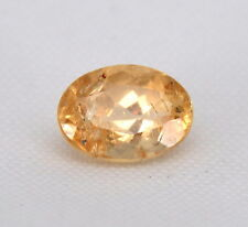 Top rare imperial Topaz: 1,42 CT sin depurar Orange imperial topacio brasil