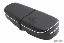 New black bench seat for Honda Benly CD50 before 1974 * Part no: 77200-065-680A