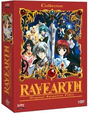 Magic Knight Rayearth ( Anime OmU Deutsch ( Komplette OVA )Collectors Edt. CLAMP