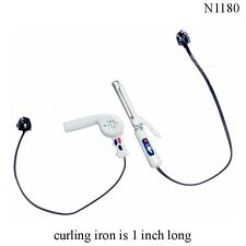 HAIR DRYER & CURLING IRON by Falcon Miniatures DOLLHOUSE MINIATURES 1:12 SCALE