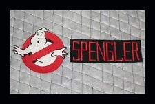 Ghostbusters Arm Patch & Spengler Name tag set
