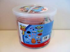 Rare Disney Store Toy Story 3 Mr Potato Head Buzz & Woody Play Pieces Bucket