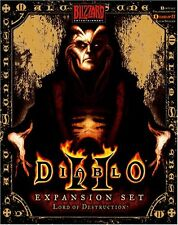 Diablo 2 Lord of Destruction PC  Diablo II LoD   Battle.net CD Key Code