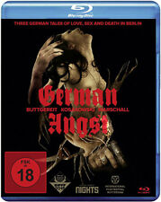 German Angst NEW Arthouse Blu-Ray Disc J. Buttgereit Jörg Buttgereit Lola Gave