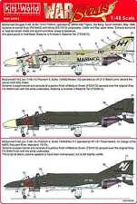 Kits World Decals 1/48 MCDONNELL DOUGLAS F-4 PHANTOM II Part 1