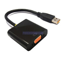 USB 3.0 to VGA/ Laptop to projector External Video Card Adapter for Windows 7 8