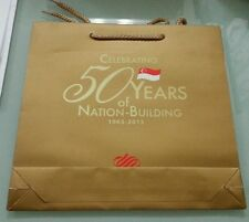 Willie: singapore 50 Years Nation Building envelope