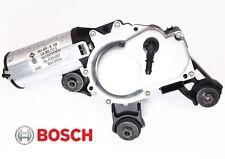 BOSCH Motor Heck Scheiben Wischermotor Scheibenwischermotor SEAT LEON 99-06