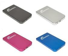 SONNICS 250GB EXTERNAL PORTABLE USB HARD-DRIVE RETAIL BOXED