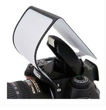 Soft Pop-Up Flash Diffuser for Canon EOS 550D 50D 7D EOS-350D 400D Nikon D90