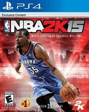 NBA 2K15 PS4 - Brand New Sealed for PlayStation 4
