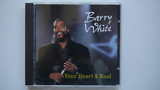 Barry White - Your Heart & Soul - CD