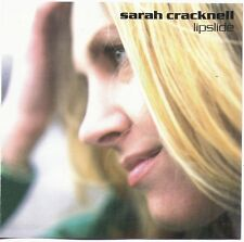SARAH CRACKNELL Lipslide CD 1997 orig UK Gut Records/Honeylane St Etienne 12trks
