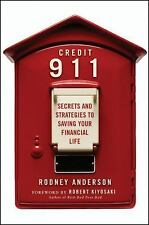 Credit 911: Secrets and Strategies to Saving Your Financial Life, Anderson, Rodn
