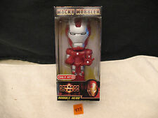 Funko Iron Man Mark 1 Wacky Wobbler Bobblehead Target Exclusive NEW 2008