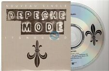 DEPECHE MODE it's no good CD SINGLE france french card sleeve