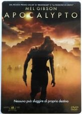 Dvd Apocalypto - Edizione Steelbook di Mel Gibson 2006 Usato