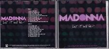 MADONNA - LET IT WILL BE DOUBLE PROMO REMIX CD SINGLE