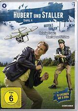 6 DVDs * HUBERT UND STALLER - STAFFEL 4 ~ Hubert & Staller # NEU OVP $