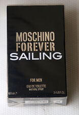 Moschino Forever Sailing 100 ml Eau de Toilette Spray Genuine Sealed in Box NEW