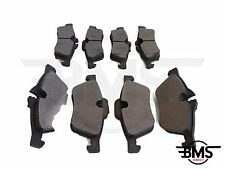 BMW MINI One / Cooper / Cooper S Front & Rear Full Set Of Brake Pads R50 R52 R53