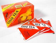 Tisanes Herbal Thai Tea byTaste Nirvana Serve Hot or Cold 1.8 oz. 20 Tea Bags