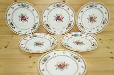 Spode Rockingham Set of (6) Salad Plates, 8""