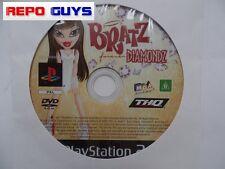 BRATZ: FOREVER DIAMONDZ PLAYSTATION 2 PS2 GAME CD ONLY