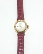 VINTAGE LADIES 14k GOLD TISSOT MECHANICAL SWISS MADE WRISTWATCH