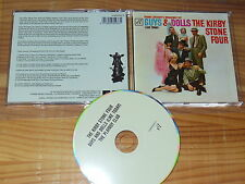 THE KIRBY STONE FOUR - GUYS AND DOLLS / ALBUM-CD 2015 MINT!