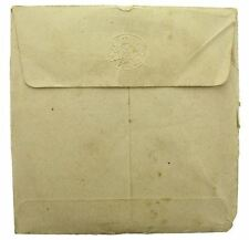 Original WW1 Death Penny / Plaque SPARE Paper Issue Envelope Cover EMPTY - VA14