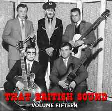 THAT BRITISH SOUND - VOLUME 15 - NEW RELEASE OF RARE ROCKERS - HEAR TRACKS