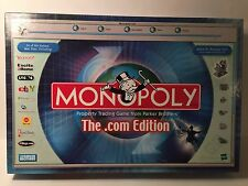 Monopoly Game The Dot Com .com Edition 2000