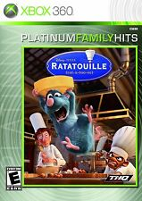 XBOX 360 WALT DISNEY RATATOUILLE BRAND NEW VIDEO GAME