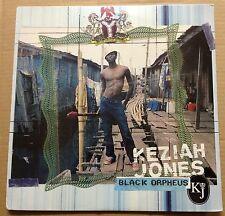 KEZIAH JONES - Black Orpheus FUNK 2- LP NEW 2003 orig. sealed RAR!!!