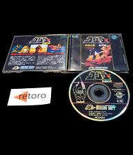 SPACE ADVENTURE COBRA II 2 CD ROM2 Jap Hudson Completo y en Buen Estado